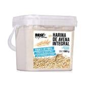 HARINA DE AVENA INTEGRAL 1900g de Best Protein