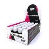 L-Carnipure 24 Viales de 10ml de Best Protein