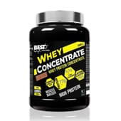 Whey Concentrate 2000g de Best Protein
