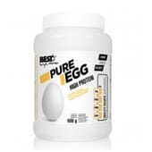 Pure Egg 1000g de Best Protein