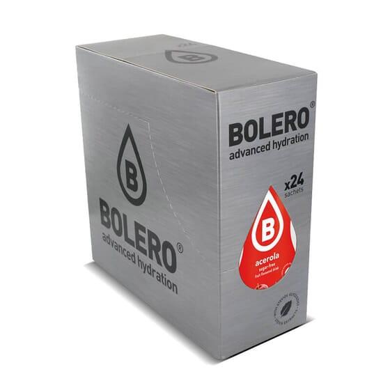 Cette boisson d'acérola n'a aucune sucre : C'est Bolero !