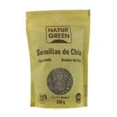 Sementes De Chia Bio Sem Glúten 250g da NaturGreen