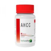AHCC 60 Caps de Herbovita.