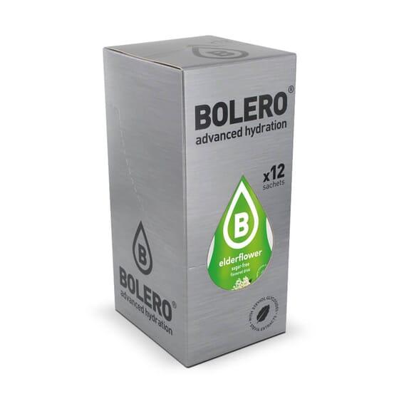 Bolero Flor de Sabugueiro com Stevia é uma deliciosa bebida baixa em calorias.