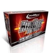 HELLFIRE FATBURNER BOX 60 Caps de IronMaxx.