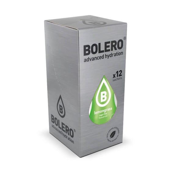 Bolero Citronela com Stevia é uma deliciosa bebida baixa em calorias.