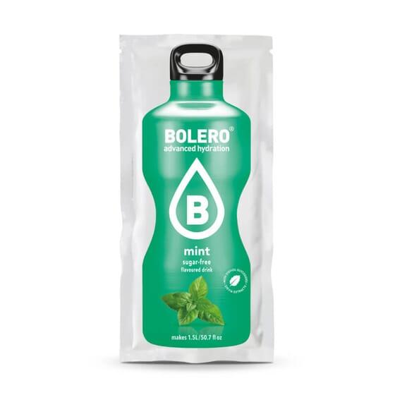 Bolero Menta com Stevia é uma deliciosa bebida baixa em calorias.