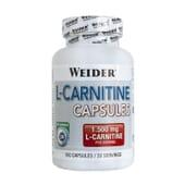 L-Carnitine Capsules 100 Caps da Weider