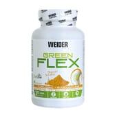 GREEN FLEX 120 Caps de Weider