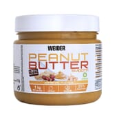 PEANUT BUTTER SMOOTH 400g de Weider