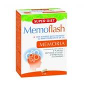 MEMOFLASH 60 Caps de Super Diet.