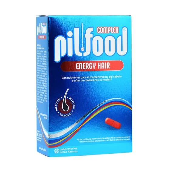 PILFOOD COMPLEX ENERGY HAIR 180 Tabs