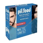 PILFOOD INTENSITY TRATAMIENTO INTENSIVO 60 Tabs + 15 Ampollas de 6ml