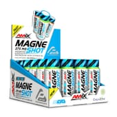 MAGNESHOT FORTE 375MG 20 Frascos de 60ml da Amix Performance