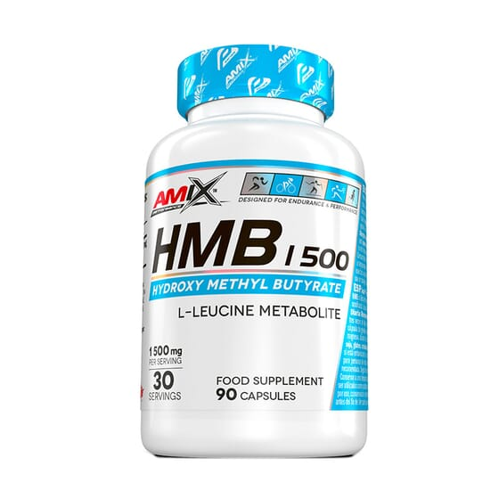 HMB 1500MG 90 Caps da Amix Performance