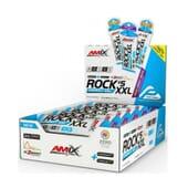 ROCK'S GEL XXL SEM CAFEÍNA 24 Géis de 65g da Amix Performance