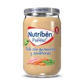 BOIÕES FRANGO COM ERVILHAS E CENOURAS 235g da Nutribén