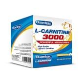 L-CARNITINA 3000 - QUAMTRAX NUTRITION - 20 Viales de 25ml