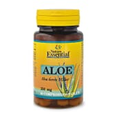 Aloe 250mg 60 Tabs Nature Essential