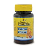 Calcio Coral 500mg 50 Caps Nature Essential