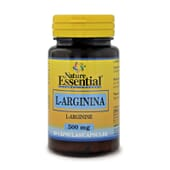 L-Arginina 500mg 50 Caps Nature Essential