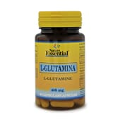 L-Glutamina 400mg 50 Caps Nature Essential