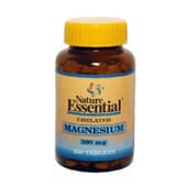 Magnésio 300mg 250 Tabs Nature Essential