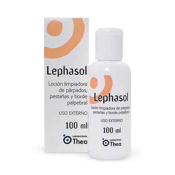 LEPHASOL LOTION NETTOYANTE - Hygiène des paupières et des cils