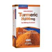 Turmeric 20.000 mg 60 Tabs de Lamberts
