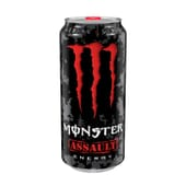MONSTER ASSAULT 500ml da Monster Energy