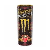 MONSTER ESPRESSO CREAM 250ml Monster Energy
