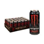 Monster Assault 24 x 500 ml de Monster Energy