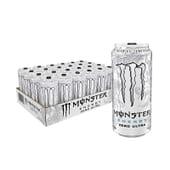 Monster Ultra White 24 x 500 ml de Monster Energy