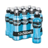 Powerade Boisson Isotonique Ice Storm 12 x 500 ml de Powerade