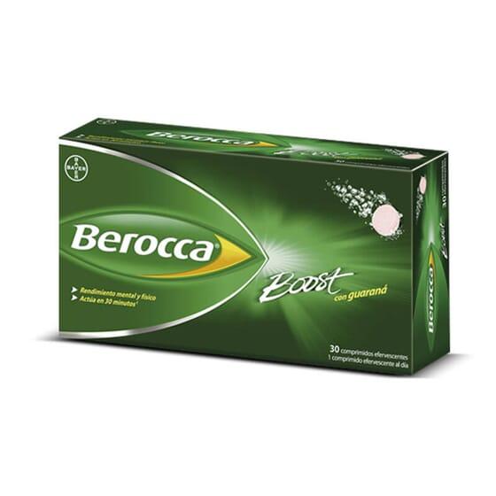 Berocca Boost est le supplément d'énergie dont votre cerveau a besoin