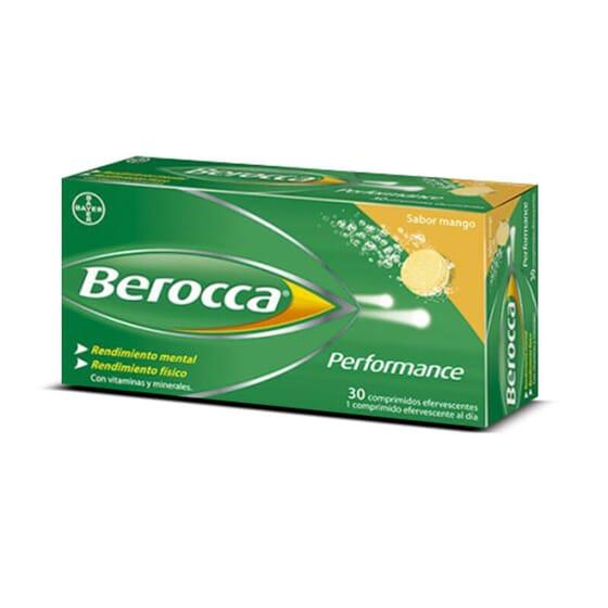 Berocca Perfomance Mangue est un complément alimentaire pour être plus productif.