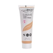 SUBLIME BB CREAM ECOLÓGICO SPF10 #02 30 ml da Purobio