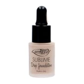 SUBLIME DROP FOUNDATION SPF10 #02 15 ml da Purobio
