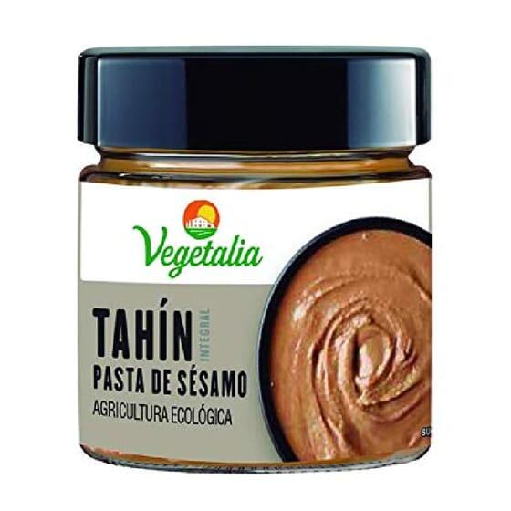 TAHÍN BLANCO PASTA DE SÉSAMO 180g de Vegetalia