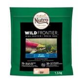 Wild Frontier Gato Kitten Salmon 1.5 Kg de Nutro