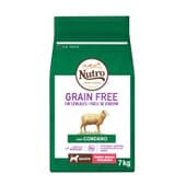 Grain Free Cão Adulto Raças Pequenas Borrego 7 Kg da Nutro
