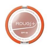 MAQUILHAGEM COMPACTA #BRONZE SPF50 10g da Rougj