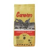 Sport Ração Cão Borrego e Arroz 15 Kg da Carnívoro