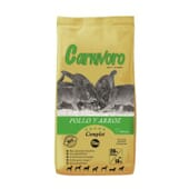 Complet Ração Cão Frango e Arroz 15 Kg da Carnívoro