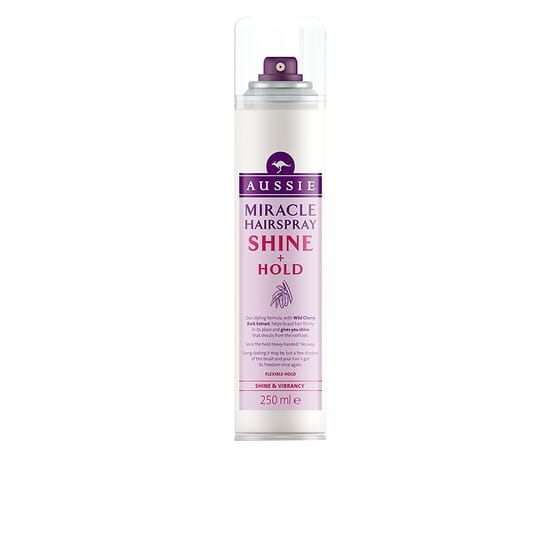 Shine & Hold Hairspray  250 ml de Aussie