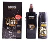Babaria Men Black Gold Fragance EDT + Desodorizante Spray da Babaria