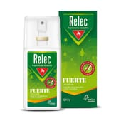 Relec Forte Spray Repellente Per Zanzare 75 ml di Relec