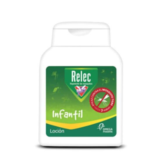 RELEC ENFANTS LOTION ANTI-MOUSTIQUES 125 ml - RELEC
