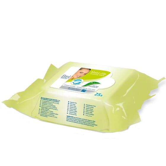 Bel Premium Toalhitas Desmaquilhantes Aloe 25 Uds da Bel