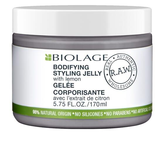 R.A.W. Bodyfying Styling Jelly  170 ml de Biolage